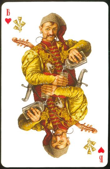 cossacks cards ukraine
